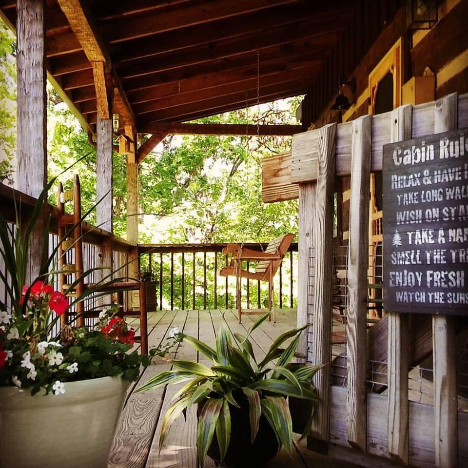 may porch