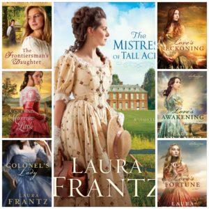 cover collage seven books