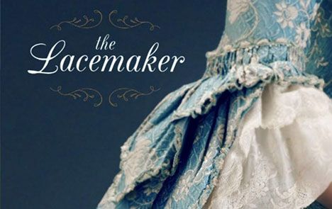 THE LACEMAKER Cover Reveal!