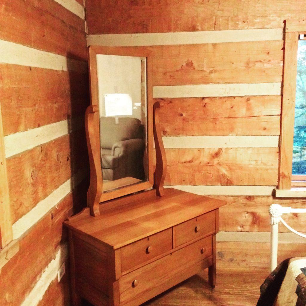 july cabin dresser