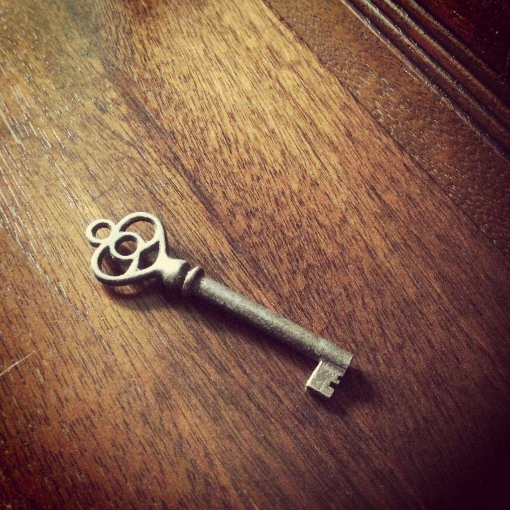 july cabin key