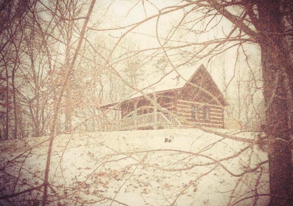 Christmas Cabin Open House