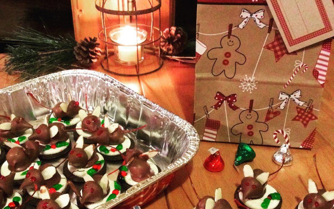 Christmas Mice ~ My Kentucky Kitchen